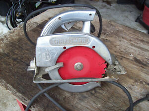 CRAFTSMAN 6 1/2 INCH ELECTRIC HAND SAW