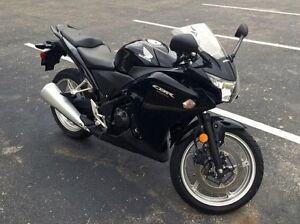 Mint Honda CBR 250 R -lower price  Low km's, stored indoors