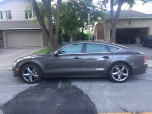 Audi A7 2013 - V6 3.0 liter turbo + WOW!!! FOR SALE