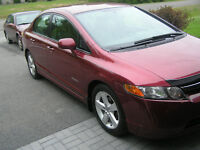 , 2007 Honda Civic Sedan
