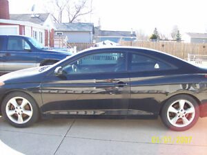 2004 Toyota Solara Coupe (2 door)