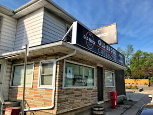 Pickering Great Restaurant for Sale