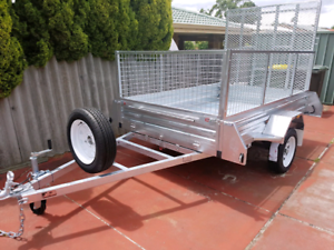 Large Trailer hire from $10 in Canning Vale