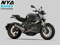 2021 ZERO SR/F ZF14.4 STANDARD - 100% ELECTRIC - 190 Nm TORQUE
