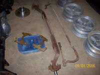 1950 CHEV TRUCK PARTS FOR SALE OR TRADE