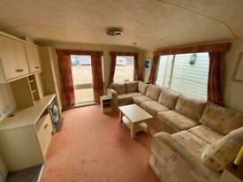 Static caravan Atlas Lakeland 35x12 2bed free UK delivery.