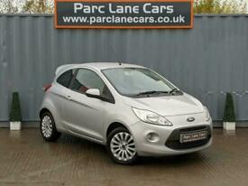 image for 2010 Ford KA 1.2 ZETEC ** FULL SERVICE HISTORY ** 1.2 Hatchback Petrol Manual