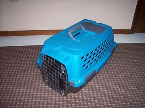 small kennel for kitty or small doggie
