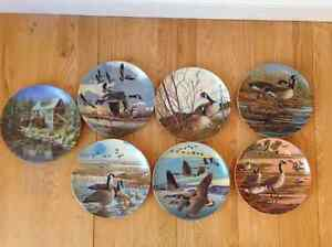 Limited Edition Collector Plates