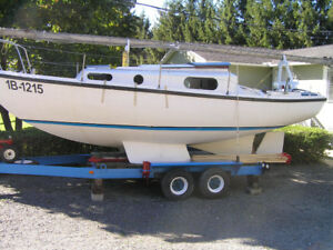 30' MACWESTER TWIN KEEL SAILBOAT