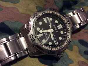 Older seiko wristwatch