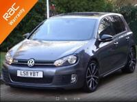 Volkswagen Golf 2.0TDI ( 170ps ) 2010MY GTD