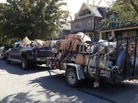 Household junk and garbage removal CALGARY & AREA $20 and up