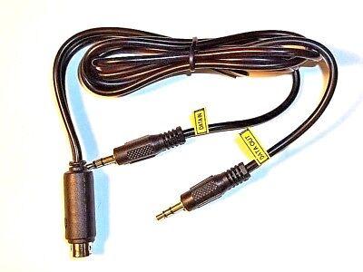 2.5ft Echolink Audio Interface Cable PG-5H for KENWOOD TM-D710A(AG), TM-V71A, usado segunda mano  Embacar hacia Argentina
