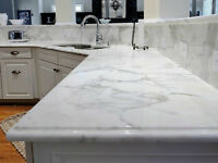 Stone counters don't have to be expensive..