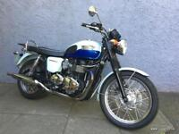 2010 Triumph T100 Bonneville