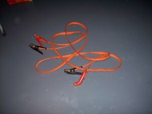Hvy Duty Booster Cables
