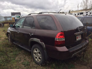 2002 Acura MDX Premium AWD SUV. Clean, Fully Loaded, TRADES?
