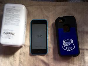 iphone 5C, 16 G, Otter Box
