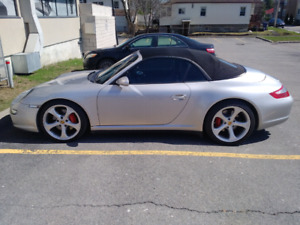 4 Techart 19 inch Porsche 911  mags new