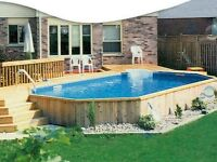 Swimming Pool/spa Opening Barrie