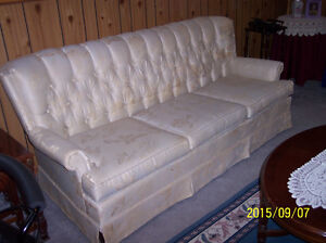 Sofa avec causeurse - Sofa with love seat