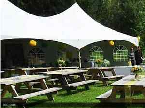 20 x 40  marquee event tents
