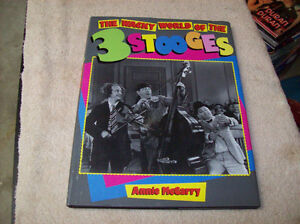 THE 3 STOOGES WACKY WORLD
