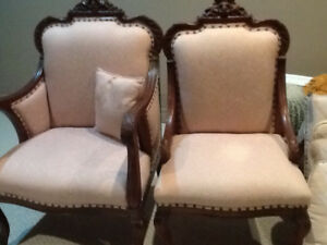 King and Queen Chair.
