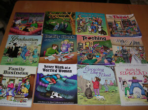 FOR BETTER OR WORSE Collection by LYNN JOHNSTON 12 books