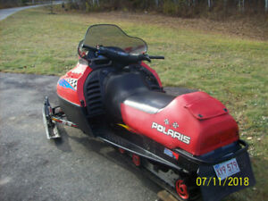 Polaris XC 600  snowmobile