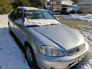 2000 Honda Civic Sedan EX