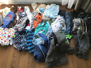 6-12 months boys winter clothes