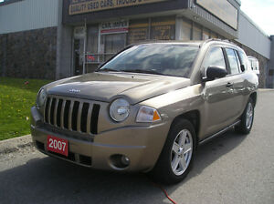 2007 Jeep Compass SUV, Crossover