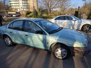 1996 Saturn S-Series Sedan