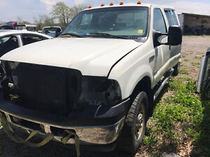 2006 Ford F350 Part out