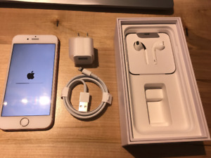 iPhone 6S 32GB Unlocked Rose Gold - Great Condition