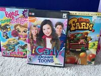 DVD  movie/ PC game $1 for $20