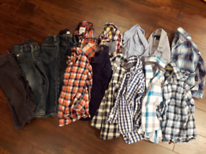 2T boy clothes – all for 12$
