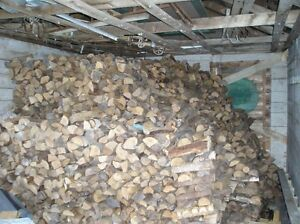 4 cords Dry Hardwood firewood for sale