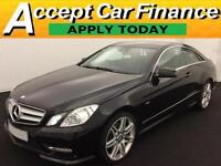 Mercedes-Benz E350 FROM £90 PER WEEK!