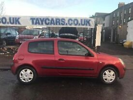 2006/56 RENAULT CLIO 1.2 CAMPUS ONLY 80,000 MILES, 12 MONTHS MOT NOW ONLY £1295!!!