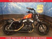HARLEY-DAVIDSON SPORTSTER XL1200 48 XL1200 X FORTY EIGHT LOW MLS 3487