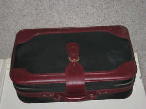"older style suitcase24""x16"" high"