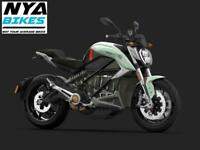 2021 ZERO SR/F ZF14.4 PREMIUM - 100% ELECTRIC - 190 Nm TORQUE