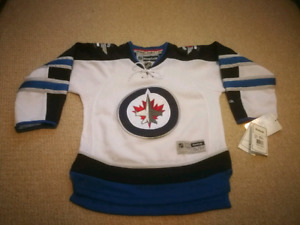 Winnipeg Jets official hockey jersey