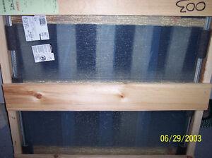 Window Glass-Plygem Triple Glazed Sealed Unit