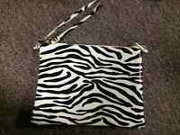 never been used make up bag