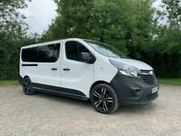2015 Vauxhall Vivaro 1.6 CDTi 2900 BiTurbo ecoFLEX L2 H1 EU6 (s/s) 5dr (9 Seat)