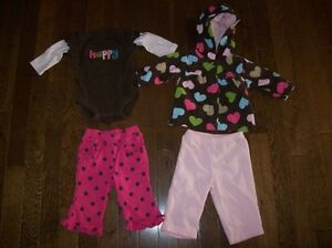 Carter's Outfits, Size 3 months